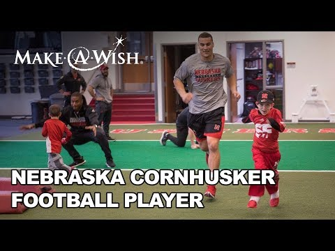 Jack's wish to be a REAL Nebraska Cornhusker Football Player | Make-A-Wish Nebraska
