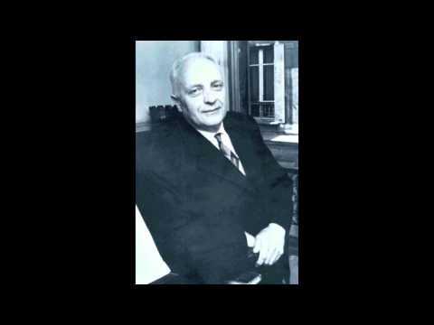 Casadesus & Toscanini Brahms Concerto No.2 Live (1936)