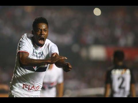 São Paulo 1 x 0 Atlético MG - GOLS - Copa Libertadores 2016