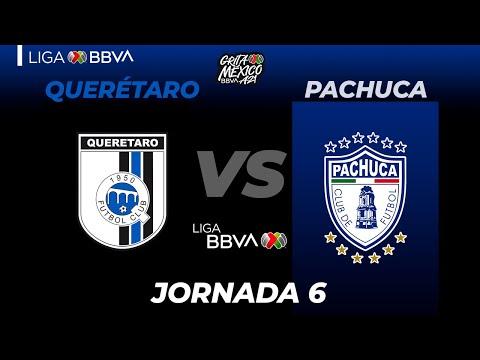 G.B. Queretaro Pachuca Goals And Highlights