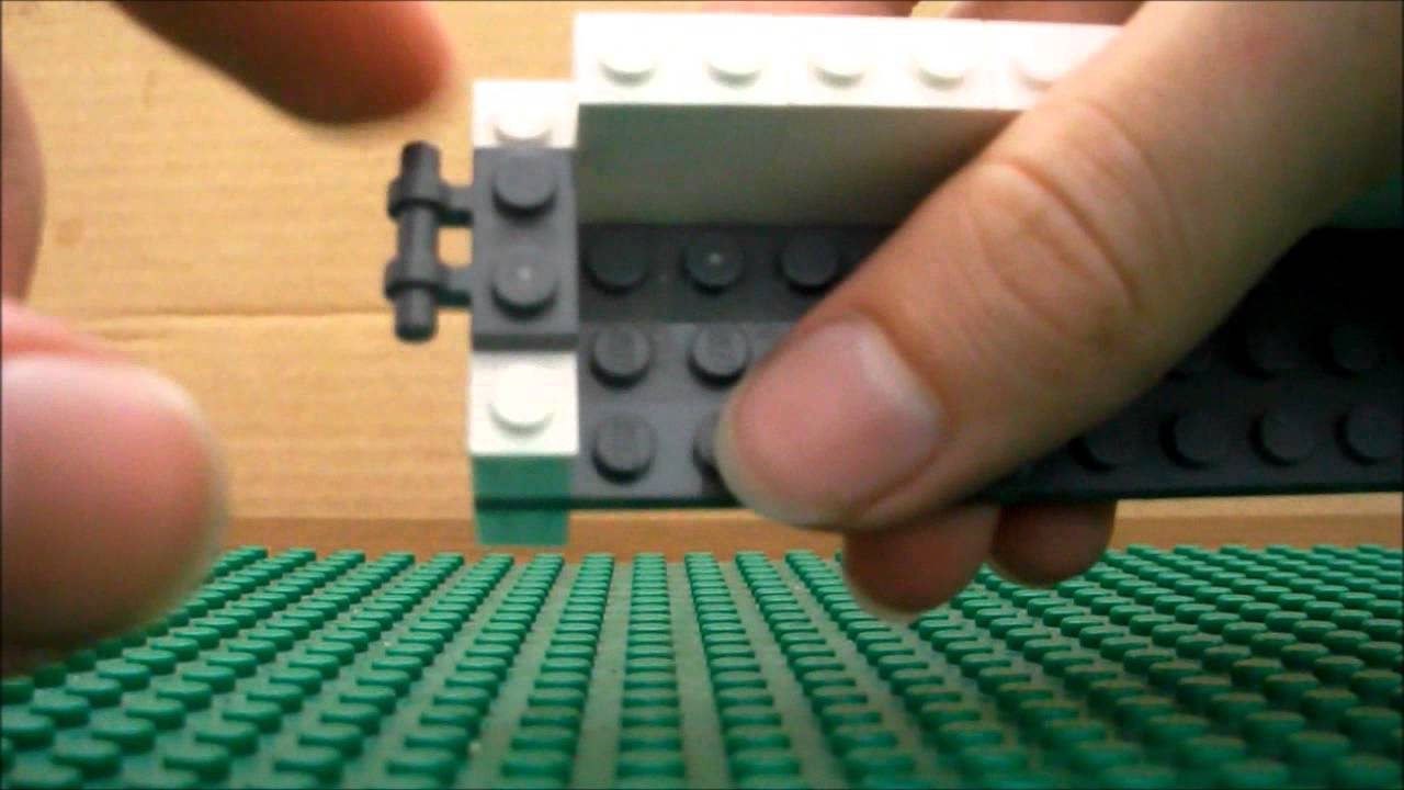 The Lego Movie How To Build A Double Decker Couch Youtube