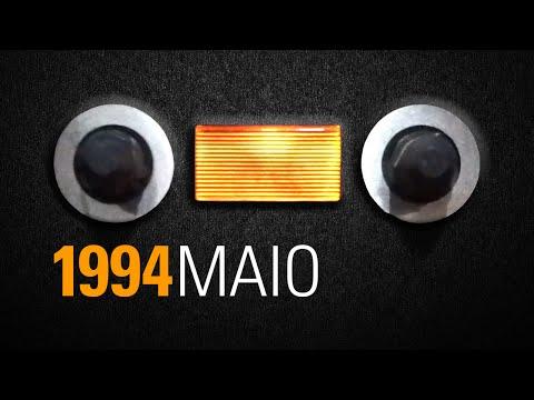 Fita audio cassete Funk Rio de Janeiro - 1994 Maio