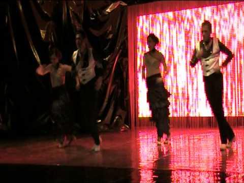 Spanish Harlem Dance Company a Evento People 2010 ...