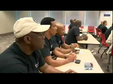 2012 CCIS Drilling Rig Training Program   Global TV Coverage