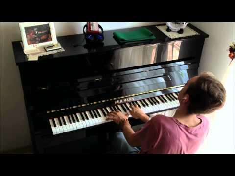 This is Love - Will.i.am ft. Eva Simons (HD Piano Cover) - Costantino Carrara