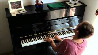 This is Love - Will.i.am ft. Eva Simons (HD Piano Cover)