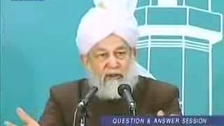 Question & Answer Session 18 April 1999.