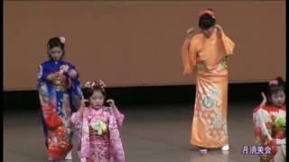 月須美会こども舞踊サークル 2016年12月25日 @大野城まどかぴあ.