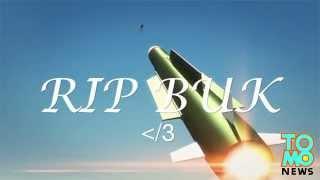 RIP BUK Missile