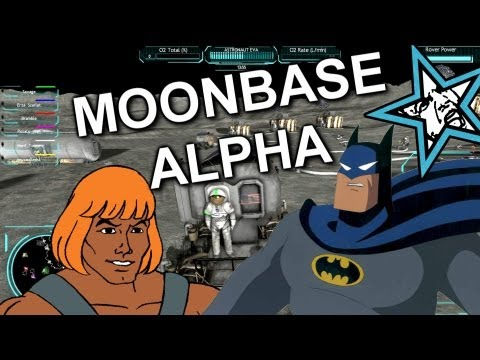 Moonbase Alpha - What Does The Fox Say? HEYEAYEA