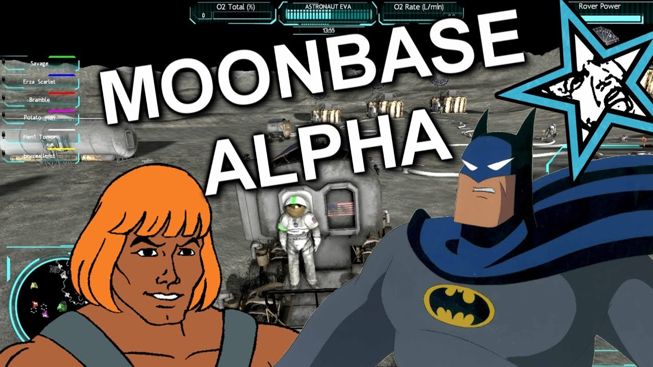 moonbase alpha not launching - photo #18
