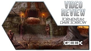 tormentum - Dark Sorrow gameplay review