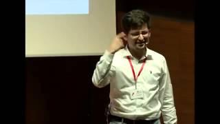 Fərqinə varmaq. Fərqli düşünmək. Fərqli olmaq | İmran Bagirov | TEDxBakı (TEDxBaki)