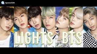 """BTS """"LIGHTS"""" - PRONUNCIACIÓN (ESPAÑOL)"""