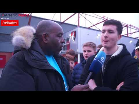 Bournemouth 2-1 Arsenal | If You Had Ozil & Alexis You Would Have Punished Us! (Bournemouth Fan)