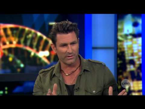 pete murray interview on the project 2013