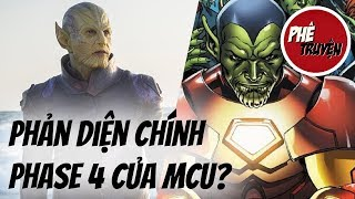 SKRULL LÀ GÌ? | SECRET INVASION | MCU PHASE 4