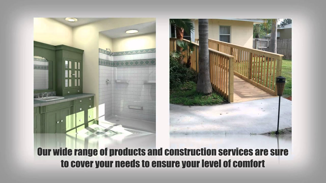 Barrier free homes 866 926 3336 your barrier free for Barrier free homes