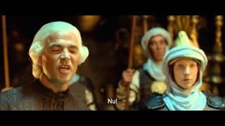 Căpitanul Paloș Ascuțit și comoara din Lama Rama (Captain Sabertooth) - Official Trailer RO