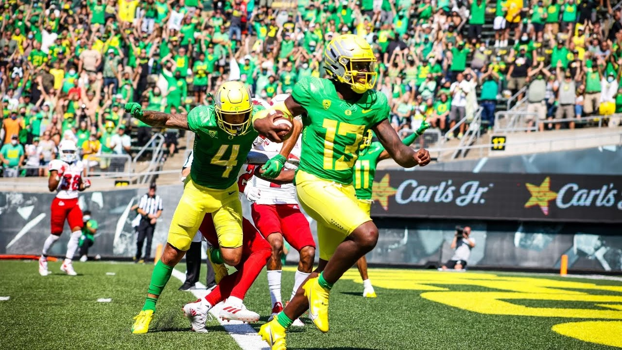 Anthony Brown injury update: Oregon football starting QB expected ...