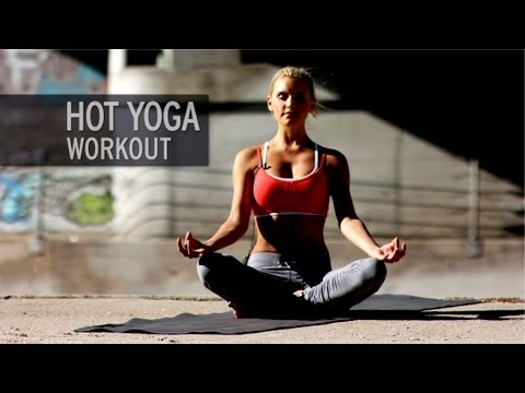 Hot Yoga Workout