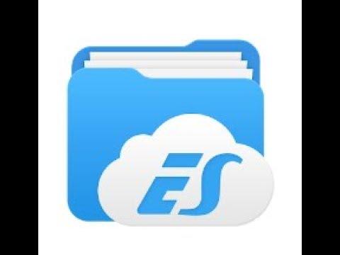 download es file explorer for windows xp