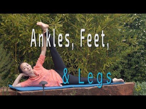 Energy Yoga- Ankles, Feet, and Legs