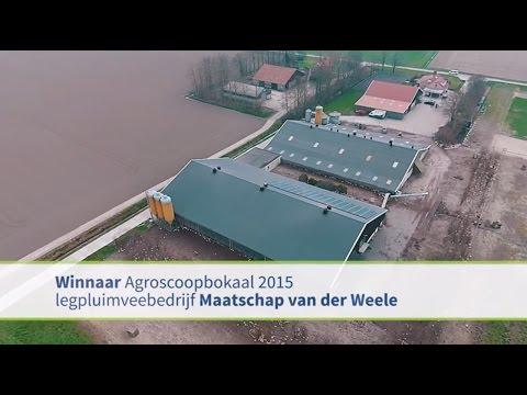 Agroscoopbokaal winnaar 2015 legpluimvee