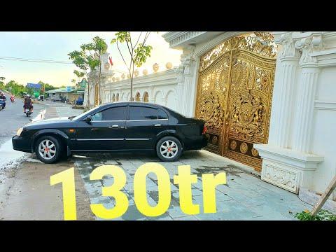 bán xe siêu sang 5 chổ 130tr. magnus 2.0 số sàn..