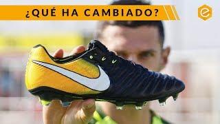 Nike Tiempo Legend 7. CAMBIO RADICAL