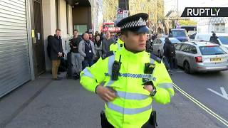 LIVE: Outside Westminster Magistrates after Julian Assange is found guilty of skipping bail