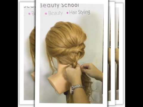 Bridal Hair Styles by Super Star Makeup Academy