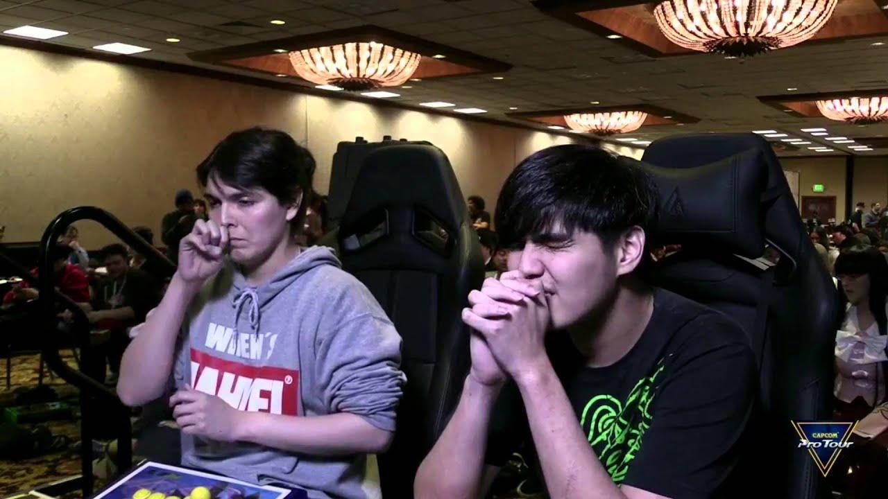 Street Fighter V - Xian [F.A.N.G] x Ricki Ortiz [Chunli] - NCR ...