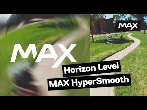GoPro MAX: Most Stable Camera Ever? MAX HyperSmooth + Horizon Leveling