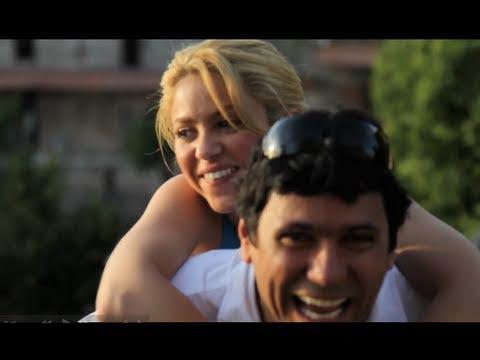 Tour Blog: Shakira's Beirut visit