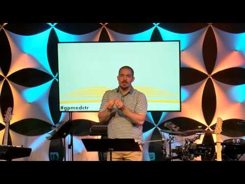 Gospel Fluency Part 4- How do we live? with Robby Moore