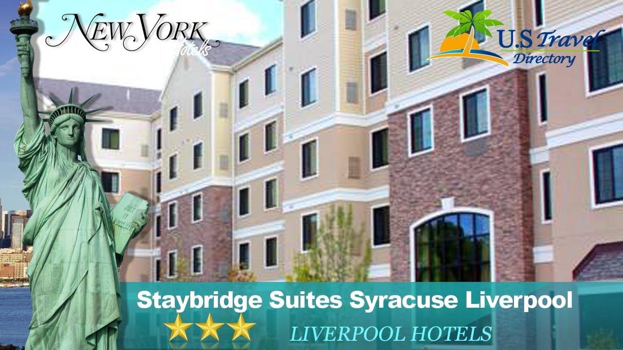 Staybridge Suites Syracuse Liverpool Hotels New York