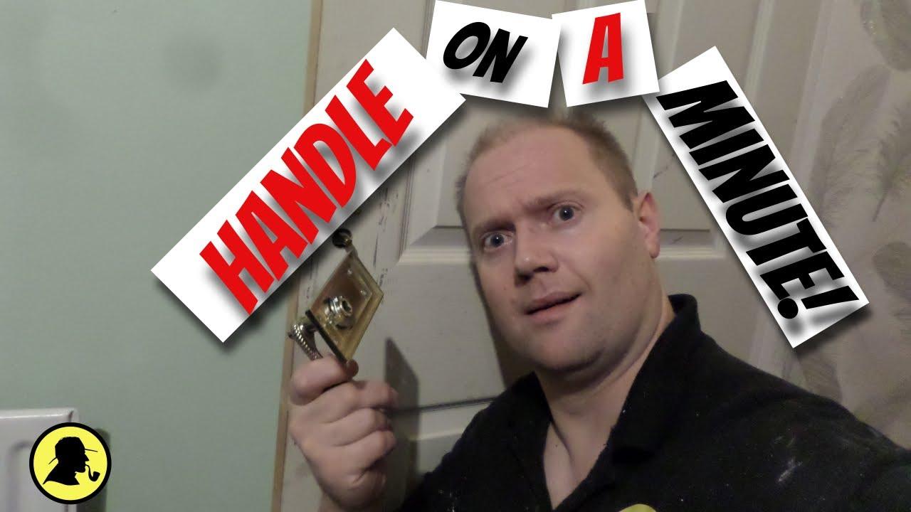 How To Fix A door Handle That Fell Off