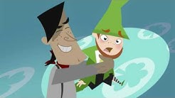 Pot Of Gold - Classic Tales Full Episode - Puddle Jumper Children's Animation