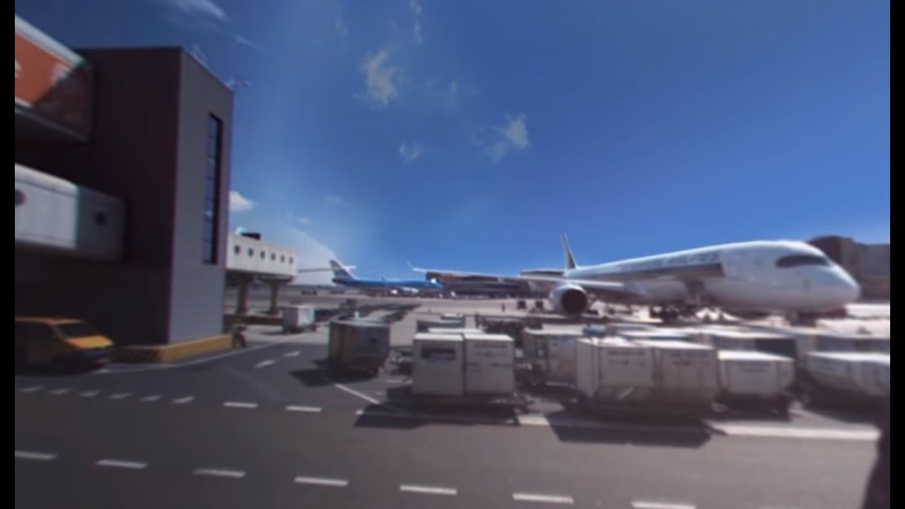 360° Experience on the SIA Airbus A350 | Singapore Airlines - YouTube