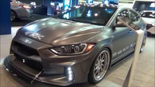 !!! ARK Performance !!! Road Racer Hyundai Elantra Concept !!!