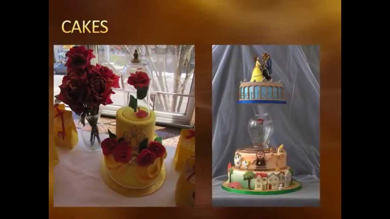 Beauty And The Beast Themed Quinceanera By My Quinceanera Youtube