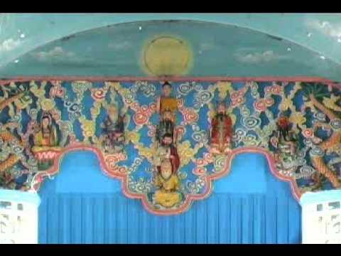 Tham quan thánh địa Tây Ninh Part 03 B
