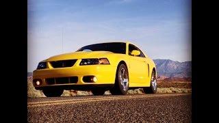 """2003-2004 Ford Mustang SVT Cobra """"Terminator"""" Design"""