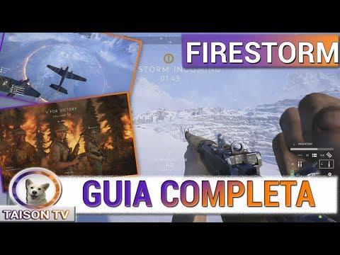 FIRESTORM GUIA COMPLETA + GAMEPLAY TODO LO QUE QUIERES SABER   BATTLEFIELD V thumbnail