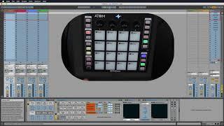 Gregor demos ATOM Integration with Ableton Live: Customizing User Mode