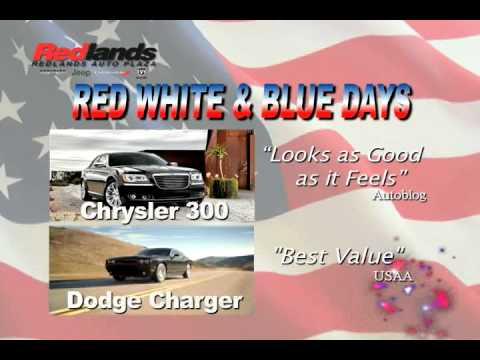 Redlands Auto Plaza >> Red White And Blue Memorial Day Sales Event At Redlands Auto