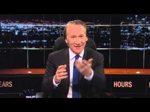 Real Time with Bill Maher: The New National Geographic (HBO)