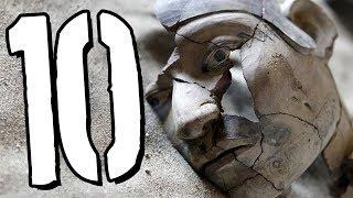 10 zabytków zniszczonych przez idiotów [TOPOWA DYCHA]