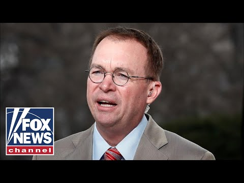 The Morning Rush - Acting White House Chief Of Staff Mick Mulvaney Pressed By Chris Wallace